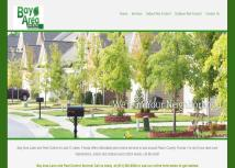 wordpress website design lawn service